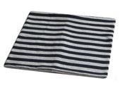 Jersey Headband, Striped Bandana Headwrap, Bandana Hairwrap, Adult Headwrap, Dreadwrap, Extra Wide Headband, Womens Headwraps, Wide Bands