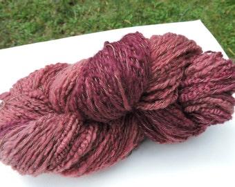 Handspun Art Yarn Coils Merino 15-10-1