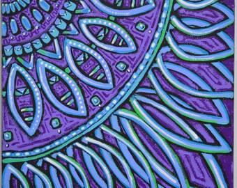 Original Mandala Art: A New Way of Seeing Inspirational Meditative Reflective