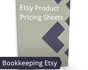 Etsy Product Pricing Tool - Etsy Fee Calculator, Etsy Tools, Etsy App, Etsy Application, Etsy Pricing Etsy Cost Calculator Price My Products