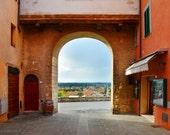 Castiglione del Lago Umbria Italy Photograph