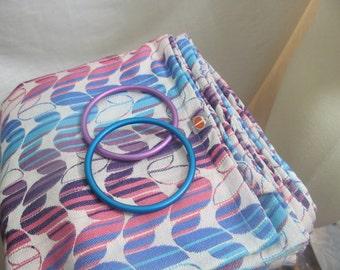 Baby Sling, Tekhni Laurel Taffy WCRS Wrap Conversion Ring Sling Repreve blend/ DVD included/ baby, toddler, baby shower gift