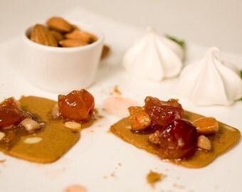 Rainier Cherry with Noto Almond