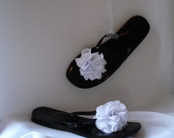 Flower Shoe Clips