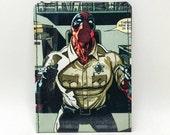 Sewn Comic Book Wallet - Deadpool Design 28