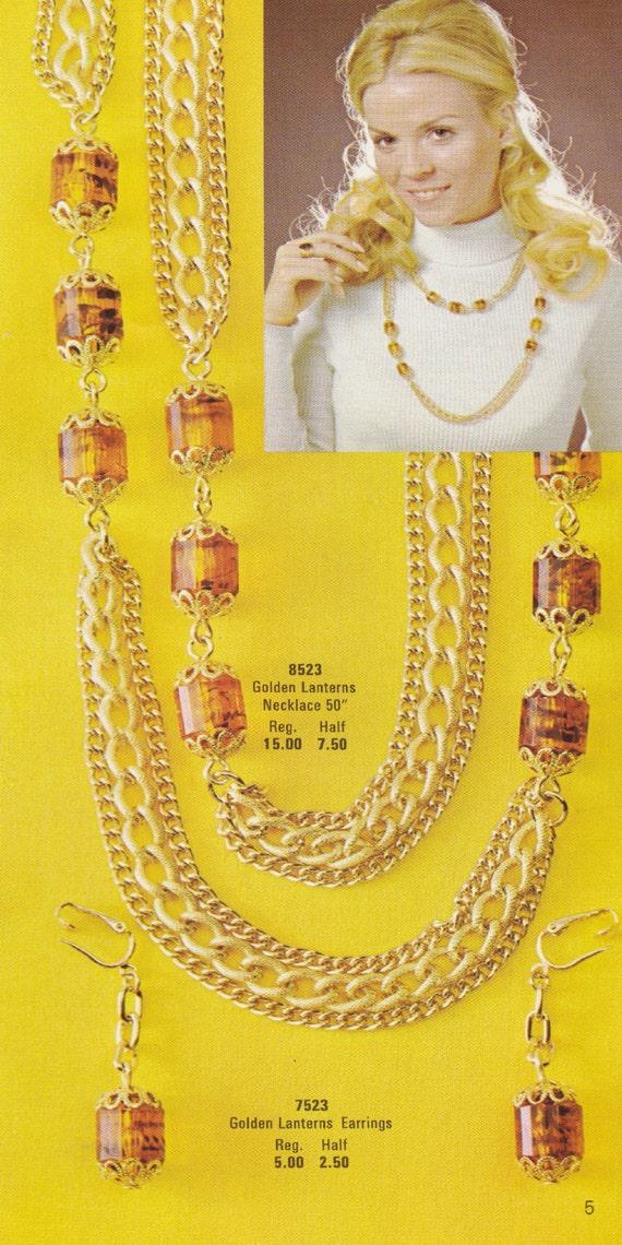 Pdf catalog 1973 vintage sarah coventry vintage catalog for Vintage sarah coventry jewelry catalog