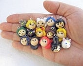 Choose Your Own Sailor Moon Senshi Scout Character Charm