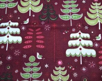 Oh Christmas Tree - fat quarter cotton