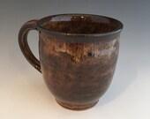 Coffee Mug  Mug Coffee Cup  Brown Mug  Handmade Mug  Handmade Coffee Mug