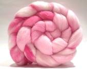 Hand Dyed Merino Wool Top / Roving - Spinning Fiber - Felting Fiber - 100% Merino Wool