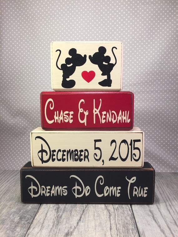 mickey and minnie wedding gift anniversary gift