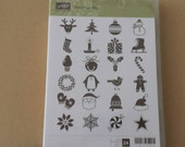 Stampin ' Up!  Jolly bingo bits.  Brand new
