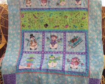 Baby/Toddler Quilt
