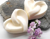 Goat's Milk Soap - Lavender Love Knot, Thank You, Wedding Favor, Party Favor, Love, Wedding, Tie the Knot, Valentine, Mom, Heart