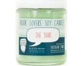 The Shire - Soy Candle - Book Lovers' Scented Soy Candle - 8oz jar