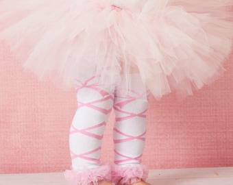 Ballet Leg Warmers Ballet Legwarmers Ballerina Leg Warmers Baby Pink Leg Warmers