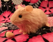 Big Pinkie Guinea Pig Plushie