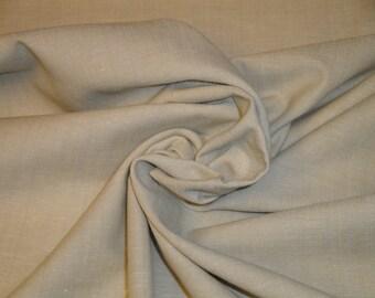 Tea Dye Homespun Fabric | Cotton Fabric | Primitive Fabric | Woven Fabric | Doll Making Fabric | Quilt Fabric | 1 Yard