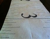 Custom listing for UR Invited Cards, Ruler Table Runner