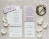 Love is All You Need Wedding Invitations