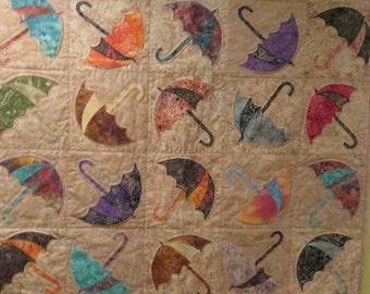 Dancing Umbrella Quilt