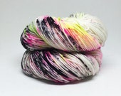 Dyed to order Hand Dyed Yarn - Watch Me Whip