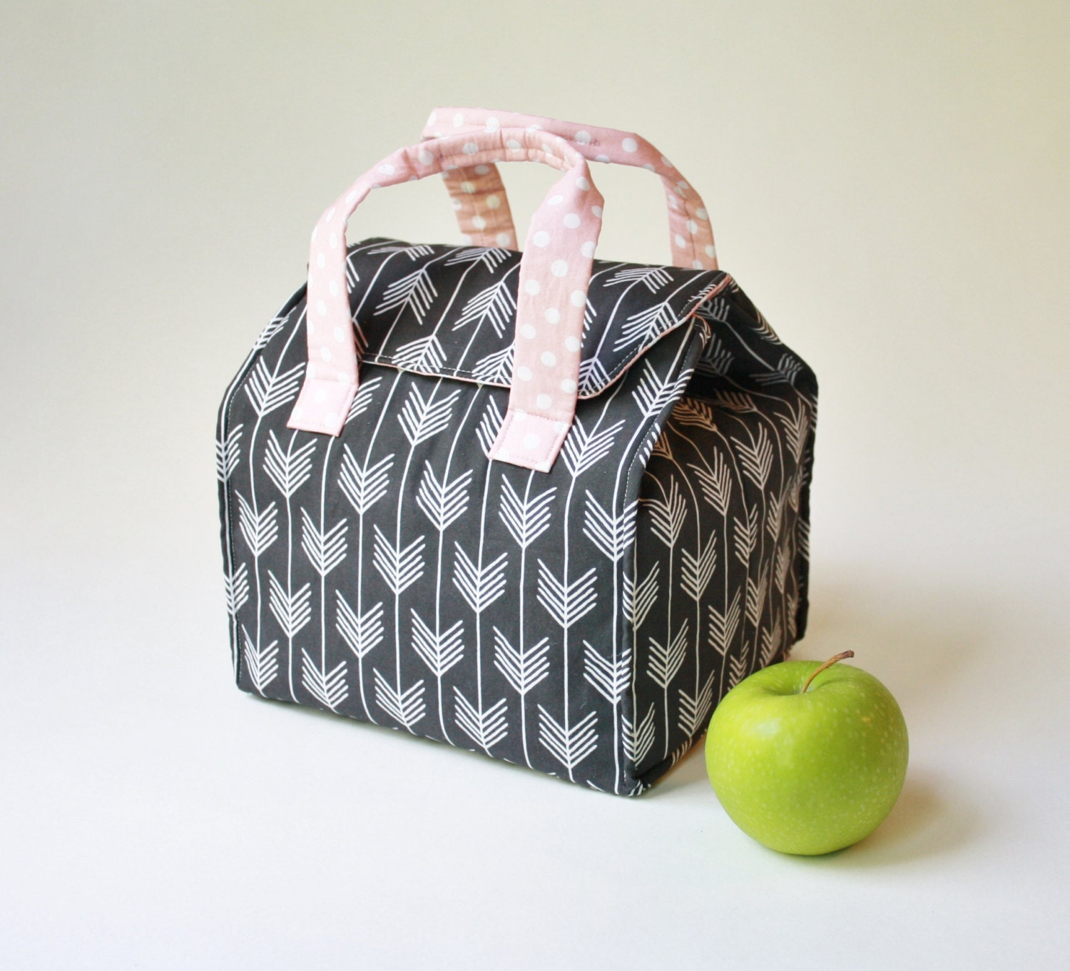 custom insulated bento box carrier lunch tote lunch bag. Black Bedroom Furniture Sets. Home Design Ideas