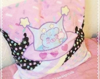 Trixie and alpacone pillow case, Kawaii Pillow, Kawaii Pillow Case