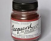 Jacquard acid dye 1/2 ounce CRIMSON 619