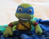 Security Blanket Lovie Baby Blanket, Turtle Ninja,  medium lovems