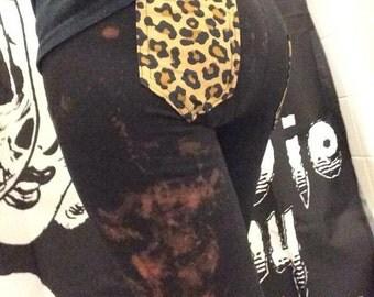 The Adicts Skinny Punk Pants