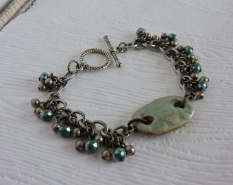 Sea Crest Dangle bracelet