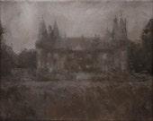 Giclee Fine Art Print // Landscape Painting