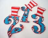 Dr Seuss Letters or numbers