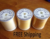 Yellows Bottom Line Thread  by Superior Threads - FREE Shipping