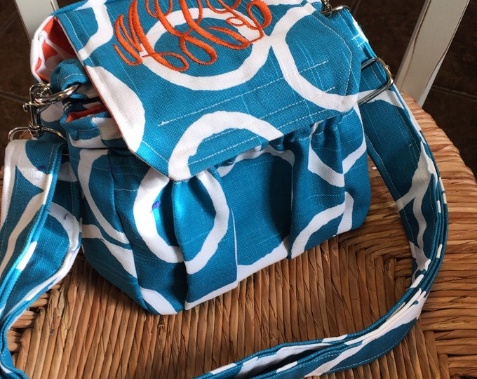 Compact Small Digital Padded Camera Bag by Watermelon Wishes