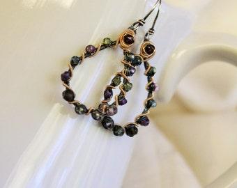 Gemstone Jamboree Earrings