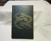 1978 Hardcover/Spiral Copy of It's A Long Way To Guacamole by Rue Judd and Ann Worley