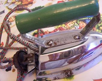 vintage utility iron