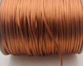 10 Yards 3 mm Luggage Satin Rattail Cord