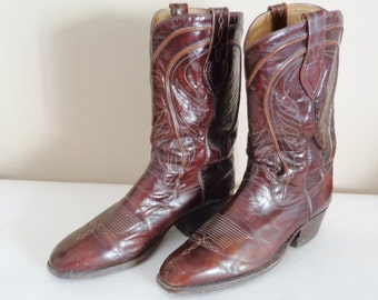 Vintage Men's Dan Post Boots - Size 9 1/2 D