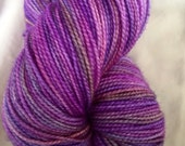 Semi Solid Sock Yarn - Merino Superwash - NZ
