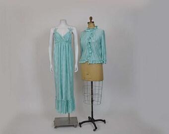 1980s dress / Vintage 80's Mary McFadden Fortuny Pleat Bias Dress w Jacket