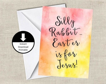 Easter cards notes