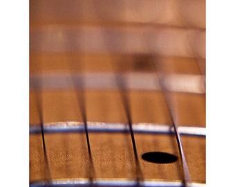 "Guitar Photo - Music Photo - Gift for Musician - Guitar Gift - Guitar Art - Music Art - Close Up - Home Decor - Wall Art - ""Guitar"""
