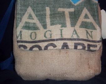 889 Coffee Bag Purse