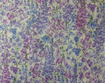 Liberty Fabric Birkbeck NEW 2015 DESIGN 6x26