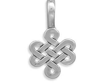 Sterling Silver Celtic Design Charm
