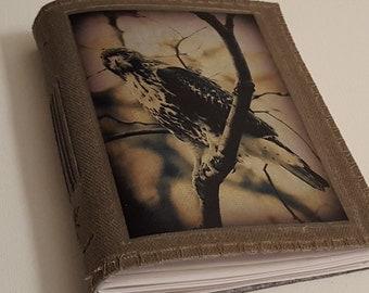 SALE watchful hawk  journal