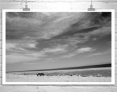 Salton Sea, Fine Art Photography, Mojave, Southern California, Landscape, Black and White, Desert, Surreal, Wall Art, MurrayBolesta
